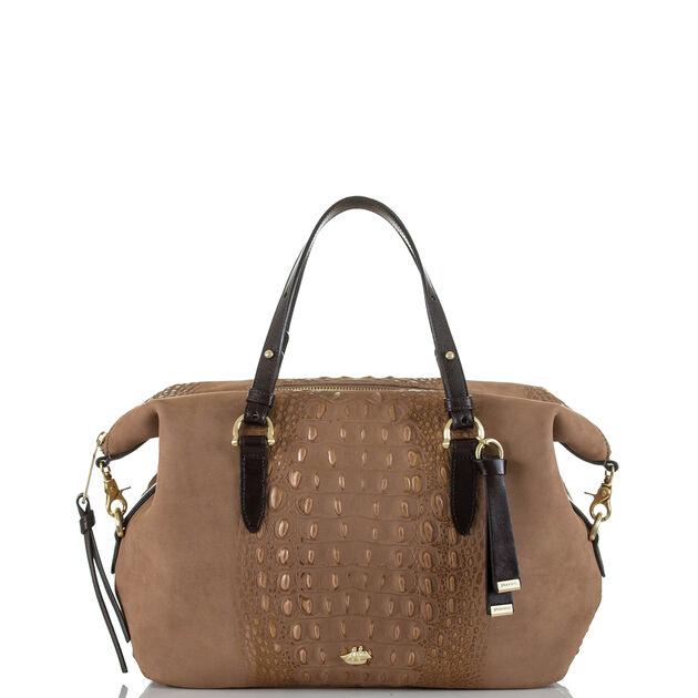 Delaney Satchel Rose Gold Wilmington, Rose Gold, hi-res