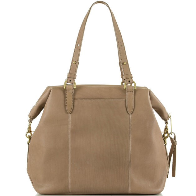 Delaney Tote Ginger Charleston