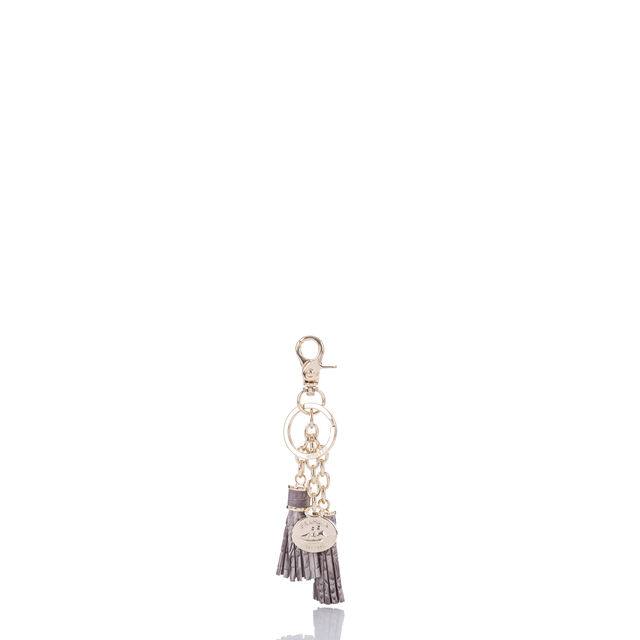Tassel Key Ring Quill Melbourne, Quill, hi-res