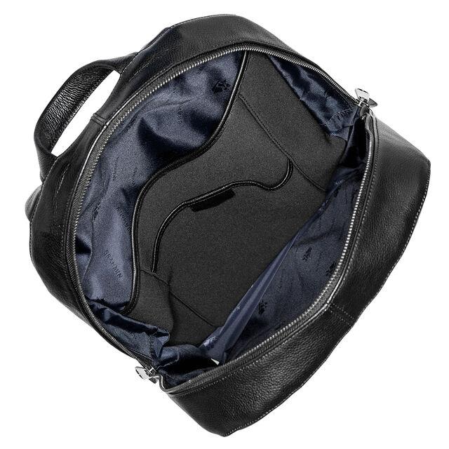 Brian Backpack Black Oakland, Black, hi-res