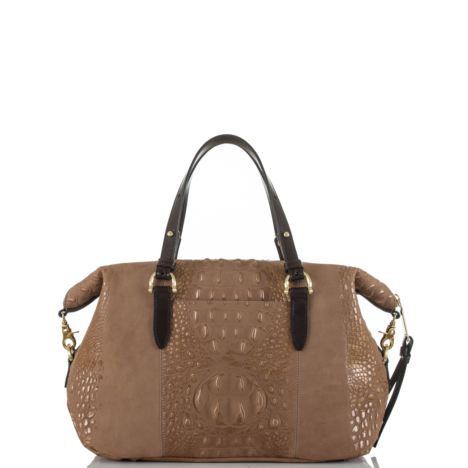 Delaney Satchel Rose Gold Wilmington