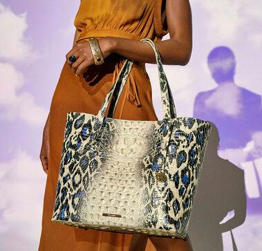 Details about  /Large brahmin handbag tote bag F5