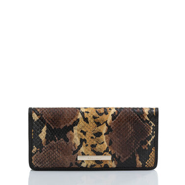 Ady Wallet Chocolate Erling Front