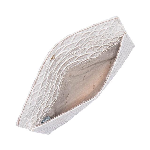 Envelope Clutch Oyster Kent, Oyster, hi-res