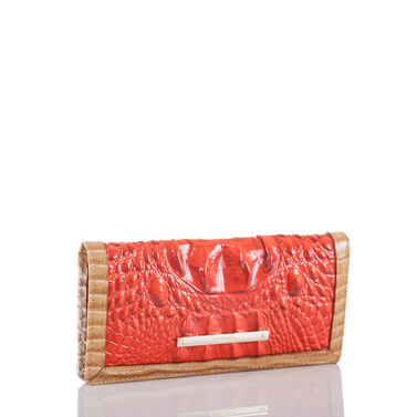Ady Wallet Amaryllis Cotinga Front