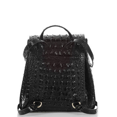 Margo Backpack Black Melbourne Back