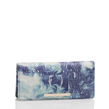 Ady Wallet Chambray Melbourne Side