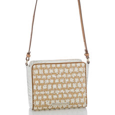 Carrie Crossbody White Bora Front