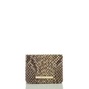 Mini Key Wallet Gold Sumatra Front