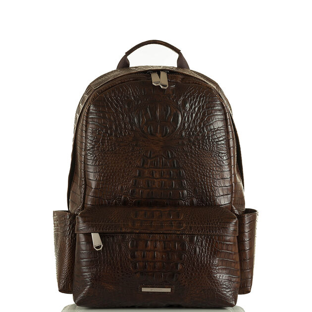 Marcus Backpack Cocoa Brown Vintage Melbourne, Cocoa Brown, hi-res