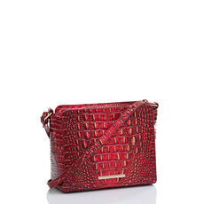 Carrie Crossbody Crimson Melbourne Front