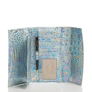 Modern Checkbook Wallet Wonderland Swanston Interior