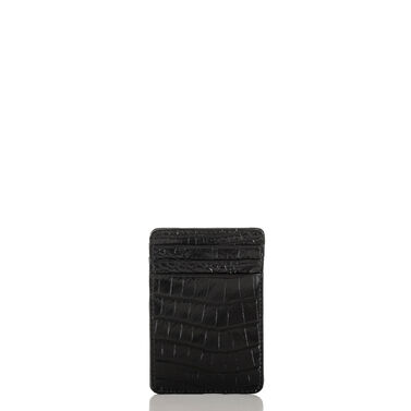 Kara Card Case Black Melbourne Front
