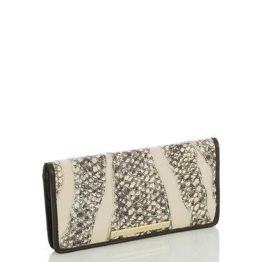 Ady Wallet Creme Solymar Side