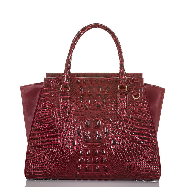 Priscilla Satchel Cranberry Meadow