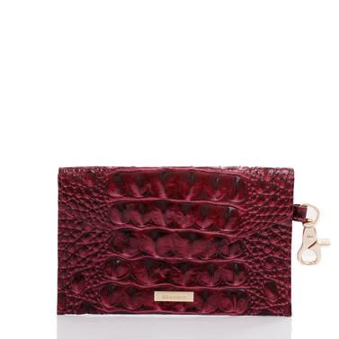Mini Envelope Case Rose Ombre Melbourne Front