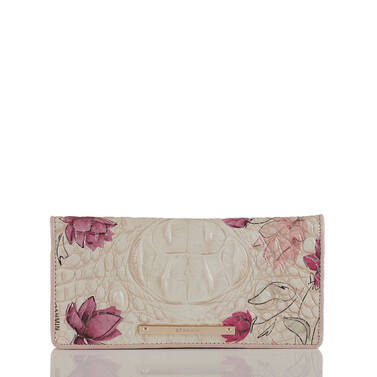 Ady Wallet Lotus Bloomsbury Front