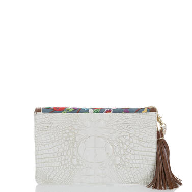 Lily Pouch Blue Temara Back