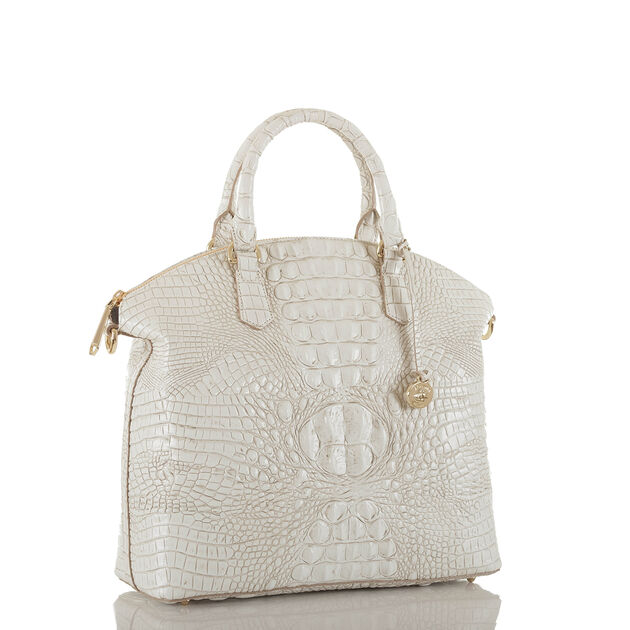 Large Duxbury Satchel Coconut Melbourne