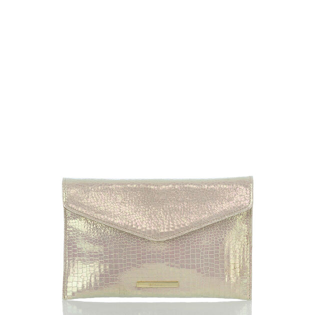 Envelope Clutch Shell Gypsy, Shell, hi-res