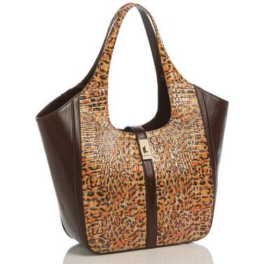 Carla Leopard Cub Bergamot Side