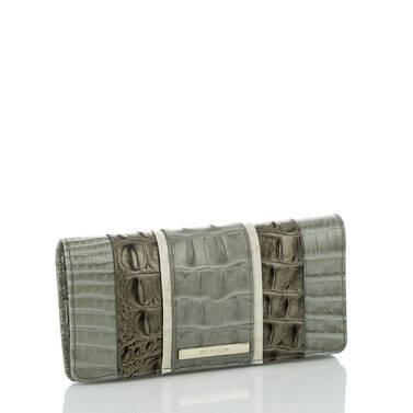 Ady Wallet Silver Sage Tarama Side