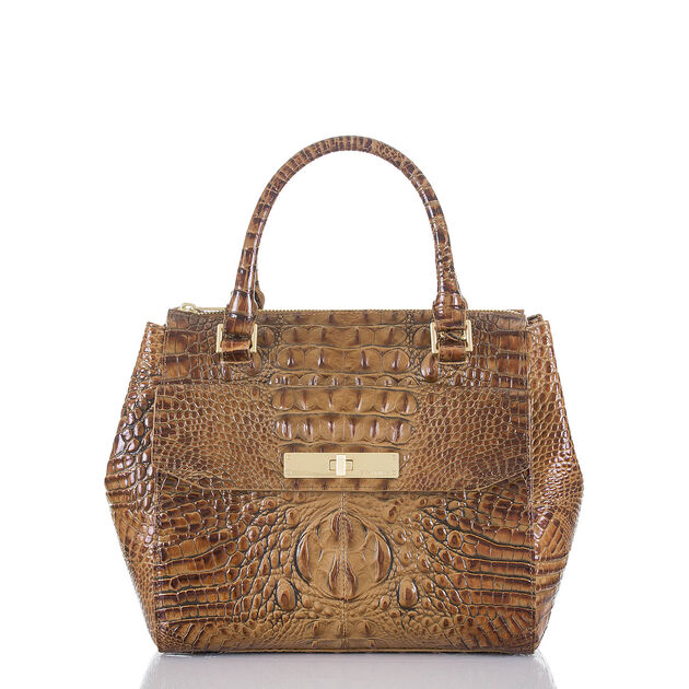 Malia Satchel Toasted Almond Melbourne, Toasted Almond, hi-res