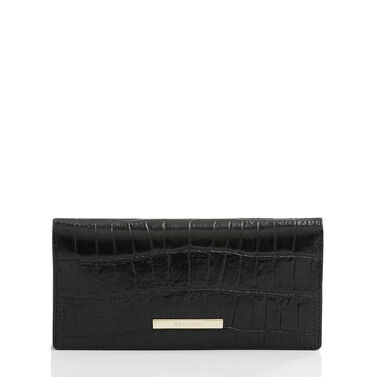 Ady Wallet Black Leif Front
