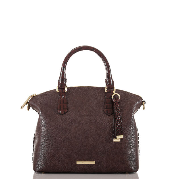 Duxbury Satchel Brown Lafayette, Brown, hi-res