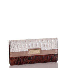 Ady Wallet Toasted Macaroon Durance Front