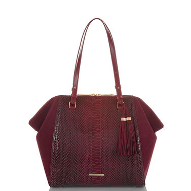 Medium Camila Cranberry Rosehip Front