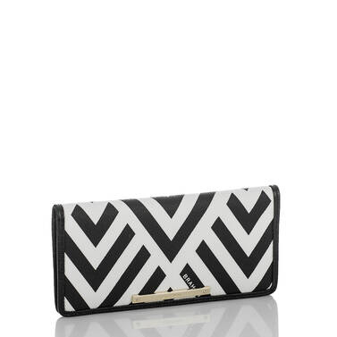 Ady Wallet White Valle Side