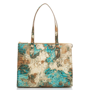 Anywhere Tote Bird Of Paradise Melbourne Front