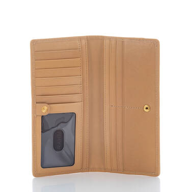 Ady Wallet Multi Pompano Interior