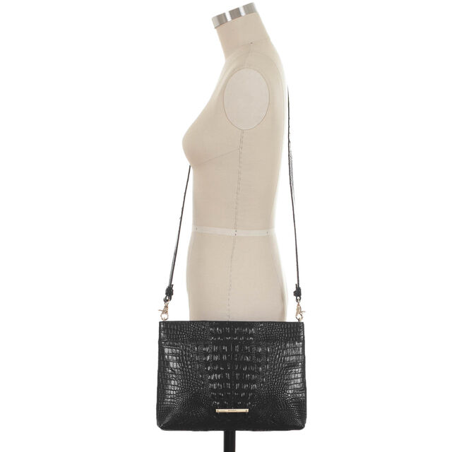 Remy Crossbody Black Melbourne, Black, hi-res