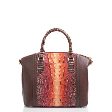 Duxbury Satchel Sunset Gables Back