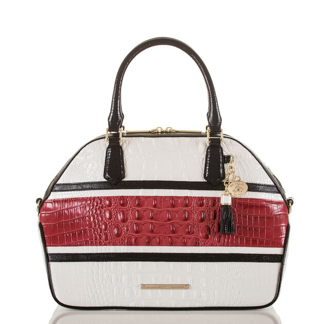 Hudson Satchel Cherry Tree Lovina