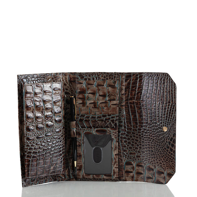Soft Checkbook Wallet Chicory Melbourne