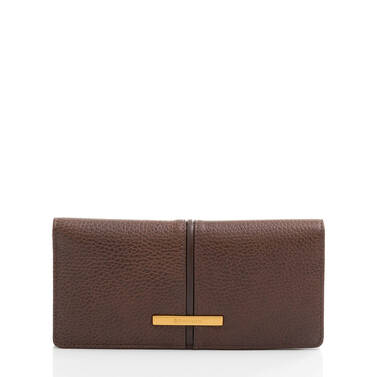 Ady Wallet Chocolate Cordoba Front
