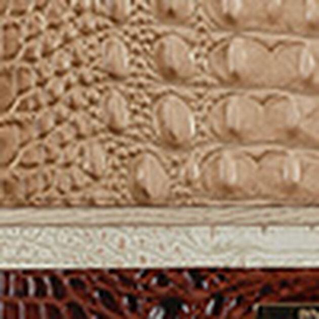 Soft Checkbook Wallet Honeycomb Leroy