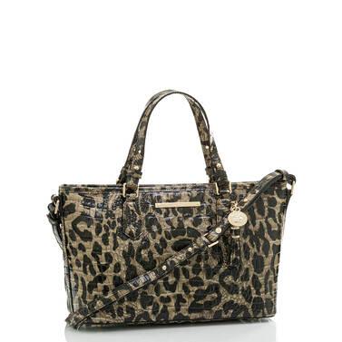 Mini Asher Snow Leopard Melbourne Side