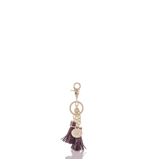 Tassel Key Ring Fig Melbourne, Fig, hi-res