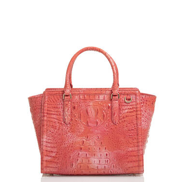 Aubree Punchy Coral Melbourne Back