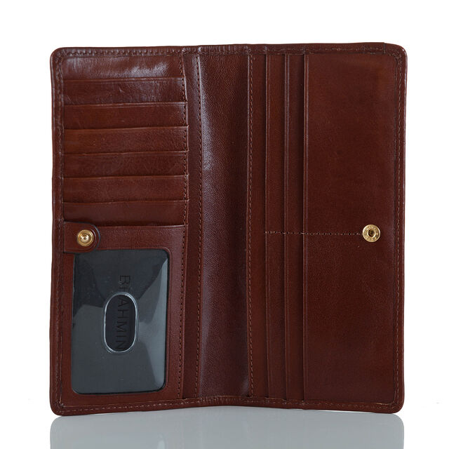 Ady Wallet Pecan Windsor, Pecan, hi-res