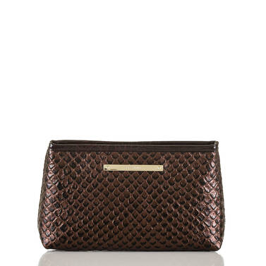 Marney Pouch Bronze Java Front