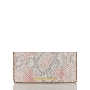 Ady Wallet Pink Madera Front