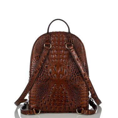 Dartmouth Backpack Pecan Melbourne Back