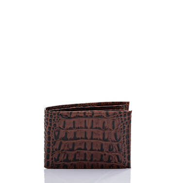 Bifold Chocolate Whitney Front