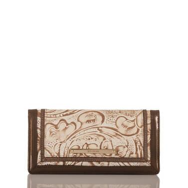 Ady Wallet Rose Gold Bourdelle Front