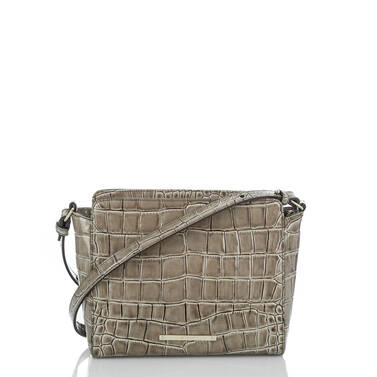 Carrie Crossbody Beige Portsmouth Front
